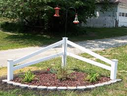corner fence gardening pinterest fences corner and yards