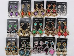 cheap earrings 2017 cheap cheap cheap fashion retro hoop earrings vintage