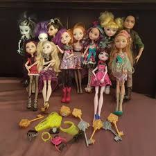 Ever After High Dolls Where To Buy Find More 12 Guc Euc Monster High And Ever After High Dolls And