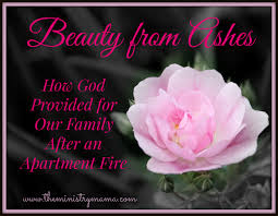 from ashes beauty from ashes the ministry