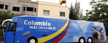 consolato colombiano consulado m祿vil de colombia en granada y m磧laga todoextranjeros
