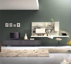 Arbeitsplatz Wohnzimmer Ideen Exquisit Schrankwand Mit Integriertem Schreibtisch Herrliche Auf