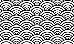 simple japanese patterns