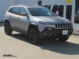 2014 jeep towing towing a 2014 jeep trailhawk an rv etrailer com