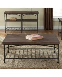 Rustic Brown Coffee Table Shopping Season Is Upon Us Get This Deal On Franklin