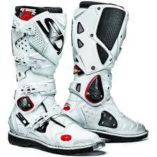 dirt bike motorcycle boots sidi crossfire 2 mx enduro off road steel toe srs motocross dirt