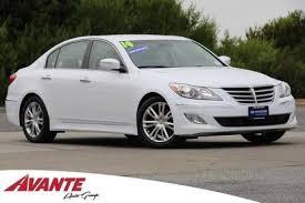 2014 hyundai genesis sedan used 2014 hyundai genesis sedan pricing for sale edmunds