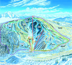 Map Of Colorado Ski Resorts by Sunlight Mountain Resort Colorado Ski Country Usa