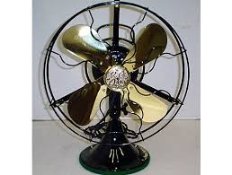 antique fans fan from 1927 by general electric company u s a we
