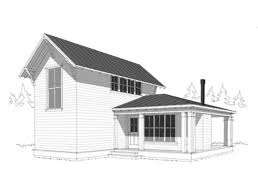 cottage style house plan 1 beds 1 50 baths 780 sq ft plan 479 9