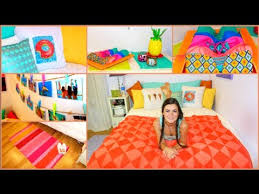 Diy Summer Decorations For Home Diy Summer Room Makeover Decorations More Youtube