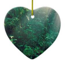 heart shaped costa ceramic decorations heart shaped costa tree