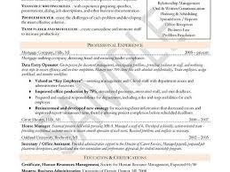 Barback Resume Sample by Resume Examples Best Administrative Coordinator Resume Example