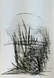 Fascinating Meaning by Abstract Charcoal Landscape Sometimes It Is Difficult To See The
