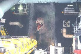 technomad loudspeakers give t rex a new voice at jurassic park