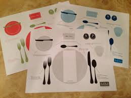 table setting placemat printable table manners placemat expeditions in etiquette