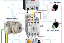 coil contactor wiring diagram generator coil wiring diagram 3