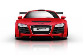 Audi R8 Front - prior design audi r8 gt850 body kit