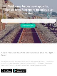 30 excellent free html5 bootstrap templates 2017