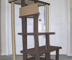 multi level cat tree 7 steps