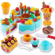 jeux enfant cuisine kingwow bleu enfants jeux jouet enfant cuisine gâteau jouet 75