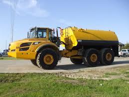 volvo 800 truck water trucks niece equipment