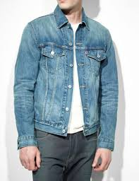 how to buy a men u0027s jean jacket man u0027s guide to denim jackets