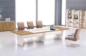 Oak Boardroom Table China Wooden 3 6m Melamine Large Office Conference Table Modern