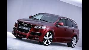Audi Q7 Modified - je design audi q7
