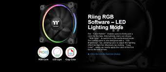 riing 12 led rgb tt premium edition 3 fan pack ttpremium