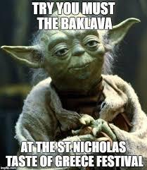 St Nicholas Meme - st nicholas taste of greece festival posts facebook
