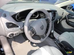 Dodge Dart 2014 Interior Diesel Gray Ceramic White Interior 2013 Dodge Dart Limited Photo