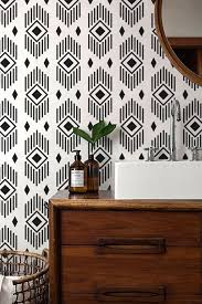 Wallpaper Interior Design by The 25 Best Black And White Wallpaper Ideas On Pinterest