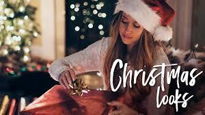 stunning christmas makeup looks shine like a star make beauty