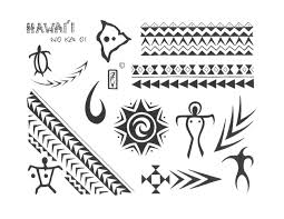 polynesian arm bands armband designs screen print