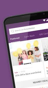 retailmenot shopping deals coupons u0026 discounts android apps