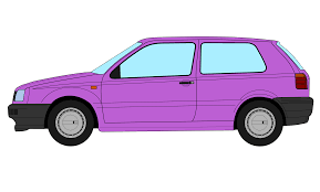 car volkswagen side view volkswagen golf mk3 side view png clipart download free images