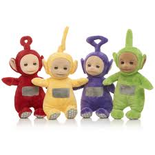 teletubbies collectable soft toy assortment wilko