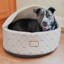 Cave Beds For Dogs Armarkat Brown Cat Bed Size 18 Inch By 14 Inch C27czs Mh