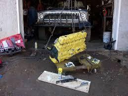1976 jeep j10 short bed scott u0027s 1976 jeep j10 blog rebuilt in line jeep j10 engine