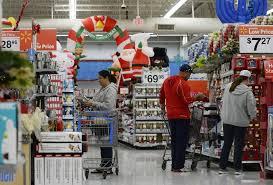 Walmart 2014 Christmas Decorations Commercial by Walmart Target On Afa U0027s U0027nice U0027 Christmas List But Amazon Barnes