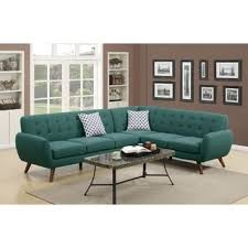 Teal Sofa Set by Adelina 4 Piece Modern Top Grain Leather Sofa Set Free Shipping