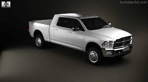 Dodge Ram Models - dodge ram 2500 mega cab big horn 6 foot 4 inch box 2012 by 3d
