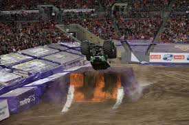 orlando monster truck show monster jam wraps in tampa prepares to tear down orlando off