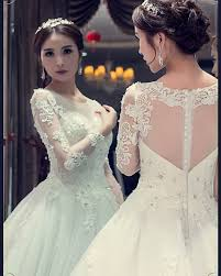 wedding dress brokat diskusi produk foto asli gaun pengantin wedding dress baju nikah