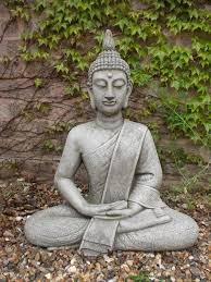 large garden buddha statues garden statues for the yard patio or
