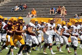 asu football spring session grades and evaluations