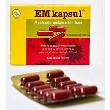 Obat Telat Bulan Paling Bagus 13 Harga Obat Pelancar Haid Alami Di Apotik Generik Resep Dokter