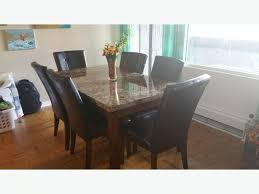 Ottawa Dining Room Furniture The Brick Dining Room Sets Marble Dining Table Set The Brick With