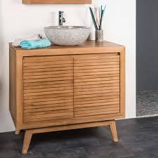 meuble design japonais vasque de salle de bain design kirafes